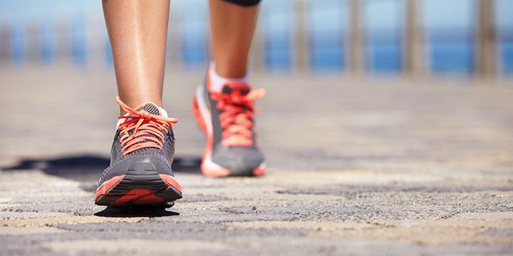 Pesquisa mostra que caminhada é alternativa mais eficiente para perder peso