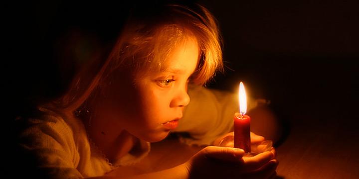 Como ajudar seu filho a lidar com o medo do escuro