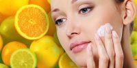 Vitamina C para uma pele linda!