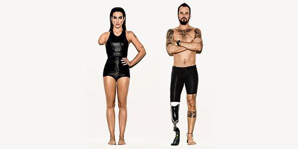 Campanha Vogue jogos paralimpicos