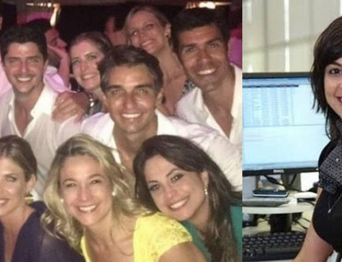 Fernanda Gentil assume namoro com uma mulher após separação