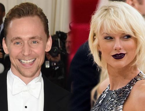 Taylor Swift e Tom Hiddleston terminam o namoro!