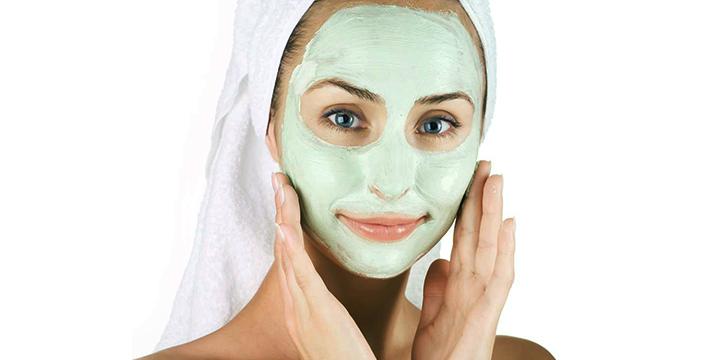 máscara hidratante