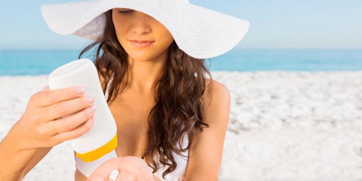 verão e cuidados com a pele