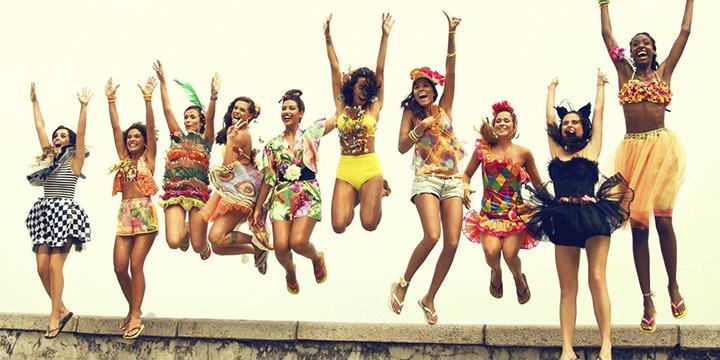 dicas de looks para o carnaval