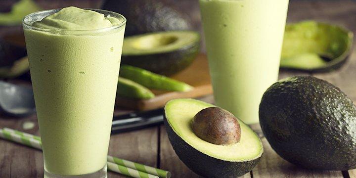shake de abacate