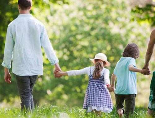 Como aproveitar as férias em família