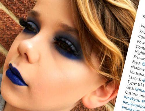 Jack é um menino de 15 anos que surpreendeu a todos com suas técnicas de maquiagens