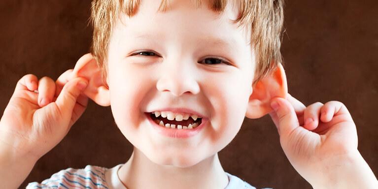 """""""Meu filho tem orelha de abano!"""" O que fazer?"""