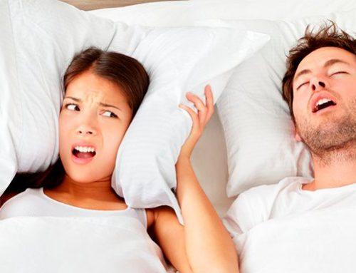 3 atitudes para parar de roncar