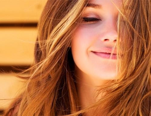 Como clarear o cabelo com o sol?