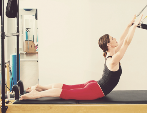 Benefícios do pilates para a sua coluna