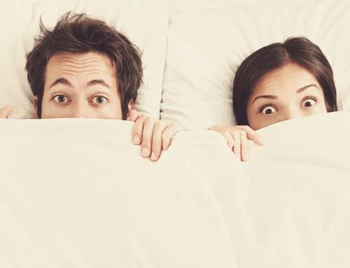 Como perder a vergonha na cama?