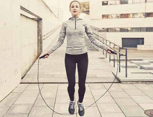 Pular corda é vida! Saiba o porquê.