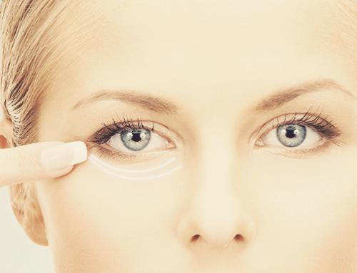 Cirurgia plástica nos olhos?