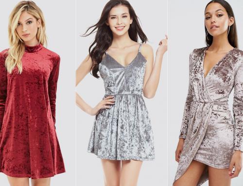 A volta do veludo de algodão na moda!