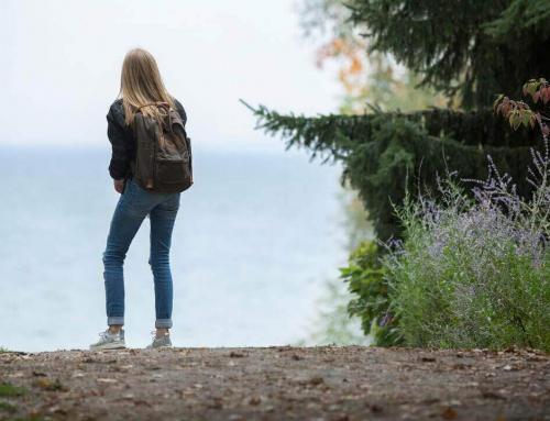 Garanta experiências únicas: Viaje sozinha!
