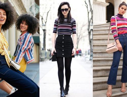 Tendências de moda para a primavera 2019