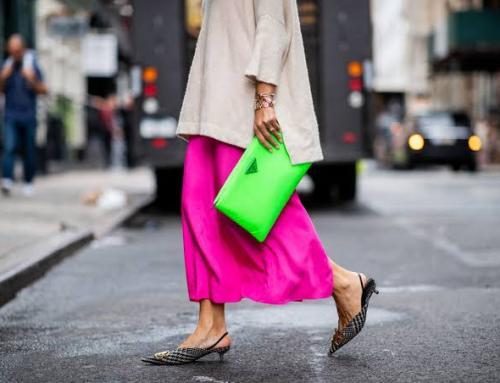 As cores que irão bombar na moda em 2020