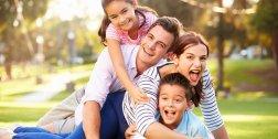 Legendas para fotos de família